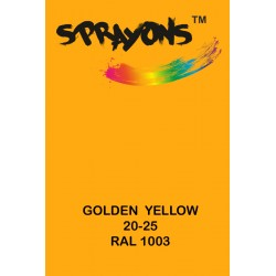 Sprayons Golden Yellow (Ral1003) Spray Paint
