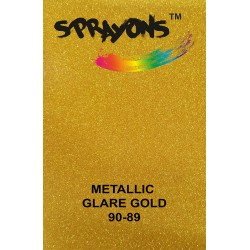 Sprayons Glare Gold Thermocol Safe Spray Paint