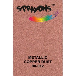 Sprayons Metallic Copper Dust Spray Paint