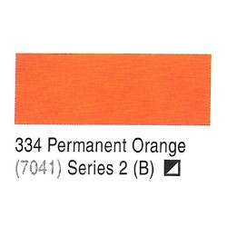 Camel Permanent Orange(7041)-334 Artists Acrylic Colour