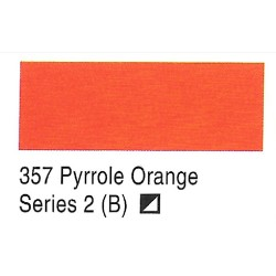 Camel Pyrrole Orange - 357 Artists Acrylic Colour