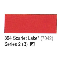 Camel Scarlet Lake(7042) - 394 Artists Acrylic Colour