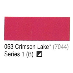 Camel Crimson Lake(7044) - 063 Artists Acrylic Colour