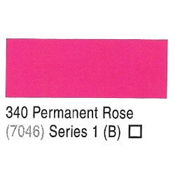 Camel Permanent Rose(7046) - 340 Artists Acrylic Colour
