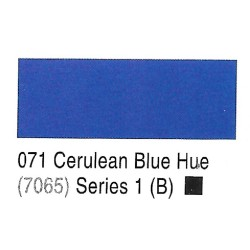 Camel Cerulean Blue Hue(7065) - 071 Artists Acrylic Colour