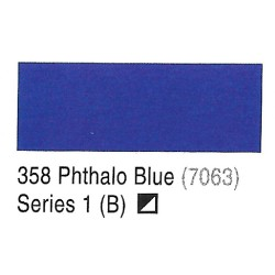 Camel Phthalo Blue(7063) - 358 Artists Acrylic Colour