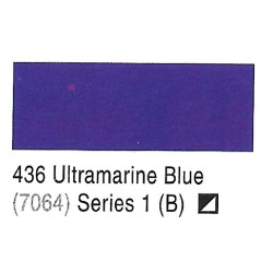 Camel Ultramarine Blue(7064) - 436 Artists Acrylic Colour