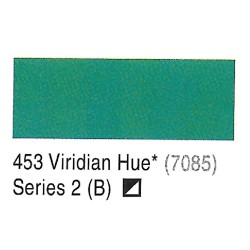 Camel Viridian Hue(7085) - 453 Artists Acrylic Colour