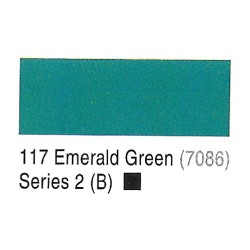Camel Emerald Green(7086) - 117 Artists Acrylic Colour