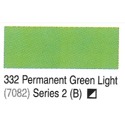 Camel Permanent Green Light(7082) - 332 Artists Acrylic Colour