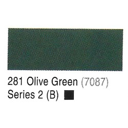 Camel Olive Green(7087) - 281 Artists Acrylic Colour
