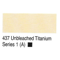 Camel Unbleached Titanium - 437 Artists Acrylic Colour