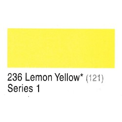 Camel Lemon Yellow (121) - 236 Poster Colours