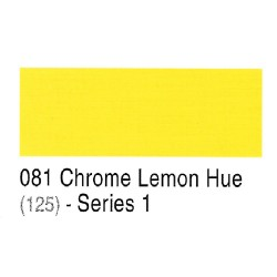 Camel Chrome Lemon Hue(125) - 081 Poster Colours