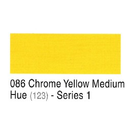 Camel Chrome Yellow Medium(123) -086 Poster Colours