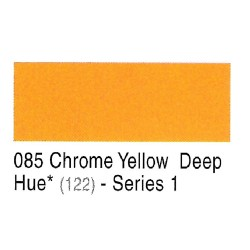 Camel Chrome Yellow Deep Hue(122) - 085 Poster Colours
