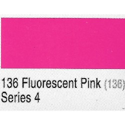 Camel Fluorescent Pink(136) - 136 Poster Colours