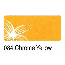 Camel Chrome Yellow - 084 Fabrica Acrylic Colours