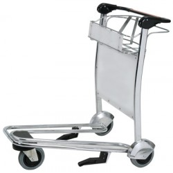 Vision Luggage Trolley With Brake