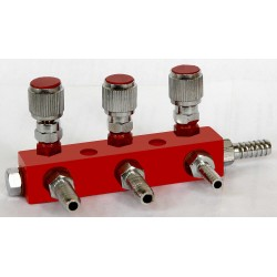 Artmaster Multi Outlet Valve-3 Way