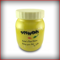 Sprayons Pearl Colours-Lemon Yellow (Thermocol Safe)