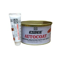Esdee Autocoat Universal Polyester Putty Off White