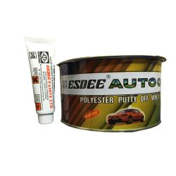 Esdee Autocoat Polyester Putty Off White