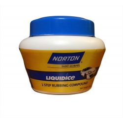 Norton Liquid Ice 1Step Rubbing Compund- 100g