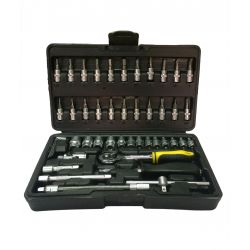 Mega KIT-46 Tool kit (46pcs)