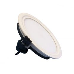 Burhani Lumens 8W Round LED Downlighter