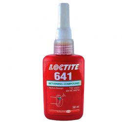 Loctite® 641 Press & Slip Fit / Controlled Strength