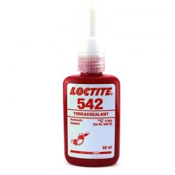 Loctite® 542 Threadsealant, Fine Threads