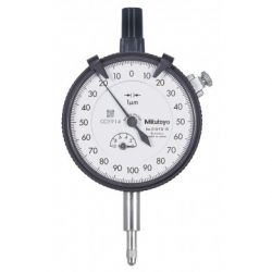 Mitutoyo High Resolution Dial Indicator 1mm (0.2mm)
