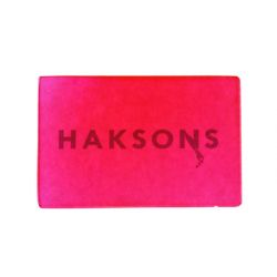 Haksons Glass Colours -Neon Pink -30ml
