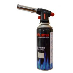 Artist Blow Torch - Butane Fuel Cartridge Free
