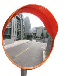Convex Safety Traffic Mirror - 32 inch