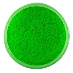 Haksons Fluorescent Powders - Green 250 gms