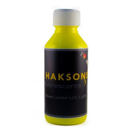Haksons Fluorescent Paint-Yellow