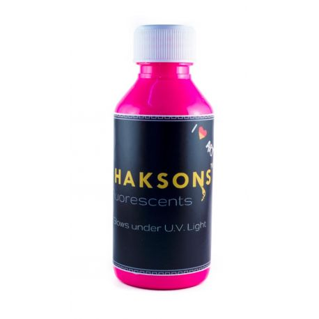 Haksons Fluorescent Paint-Light Pink