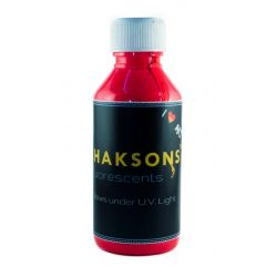 Haksons Fluorescent Paint-Red