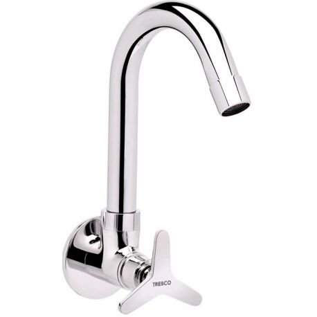 Tresco Tres Sink Tap With Swivel Spout