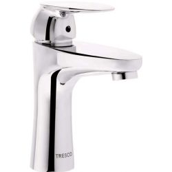 Tresco Oscar Single Lever Basin Mixer