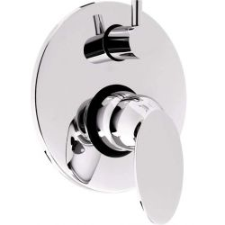 Tresco Oscar Single Lever Three Inlet Concealed Diverter