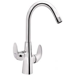 Tresco Oscar One Hole Basin Mixer