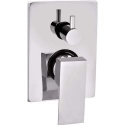 Tresco Quattro Single Lever Concealed Diverter