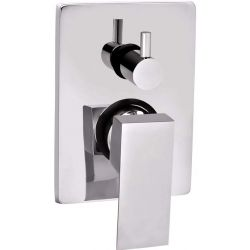 Tresco Quattro Single Lever Three Inlet Concealed Diverter