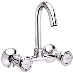 Tresco Cosmo Sink Mixer With Swivel Spout
