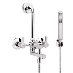 Tresco Arctic Wall Mixer 3 In 1 With Bend