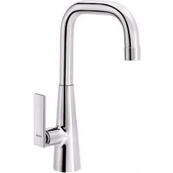 Tresco Pacific Extended Swan Neck With Swivel Spout