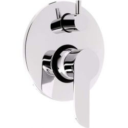 Tresco Oracle Single Lever High Flow Concealed Diverter